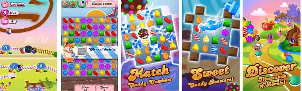 Candy Crush Apk Mod