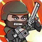 Mini Militia mod apk: thumbnail
