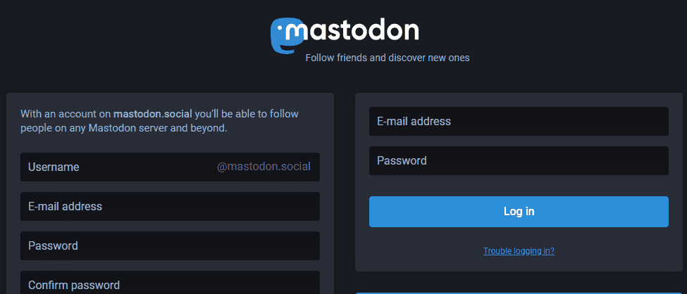 Mastodon: Free and Open-Source