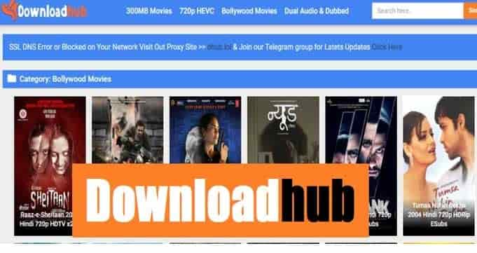 Downloadhub: Bollywood 300 MB Movies Download