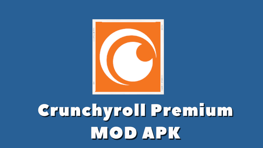 Crunchyroll Premium Poster