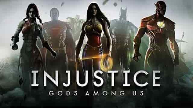 Injustice Gods Among Us Mod APK