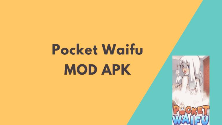 Pocket Waifu MOD APK Unlimited Diamond