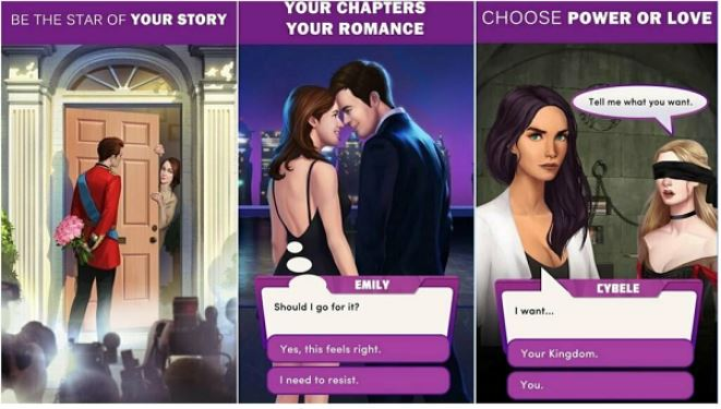 Chapters Interactive Stories Mod Apk Screenshots