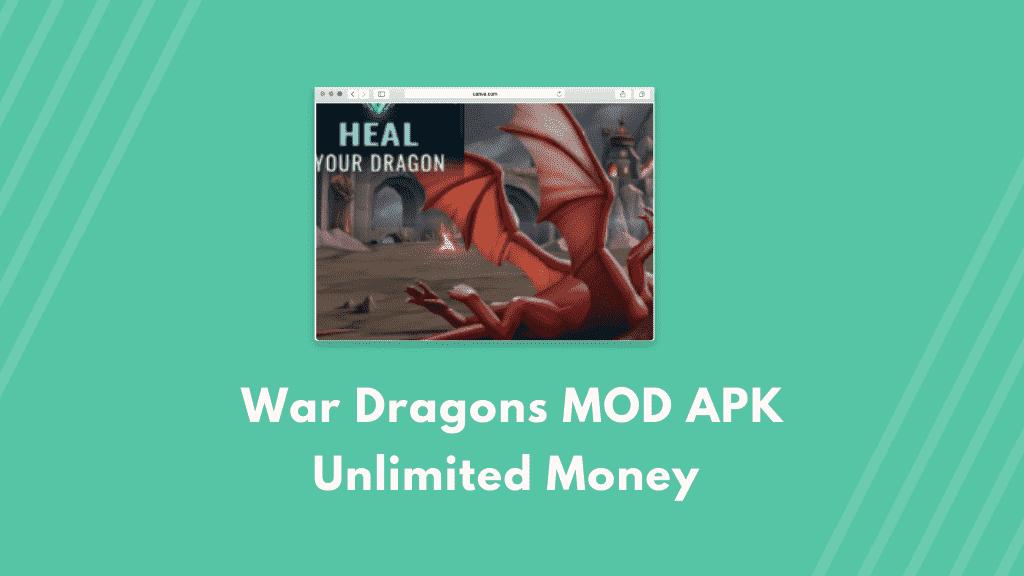 War Dragons Poster