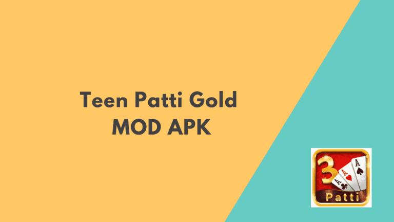 Teen Patti Gold Mod Apk