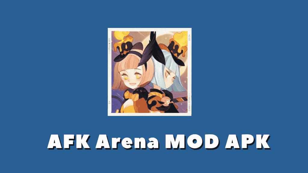 AFK Arena Poster