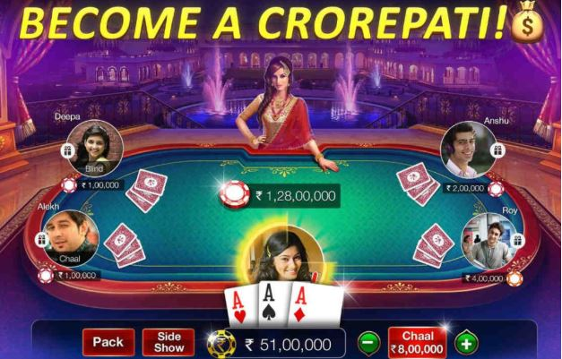 Teen Patti Gold MOD APK 5.10.6 (Unlimited Chips) Download