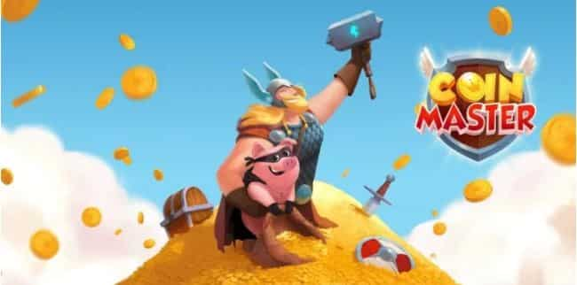 Coin Master Mod APK Unlimited Spins