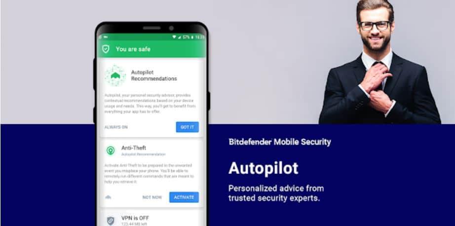 Bitdefender Mobile Security & Antivirus 3
