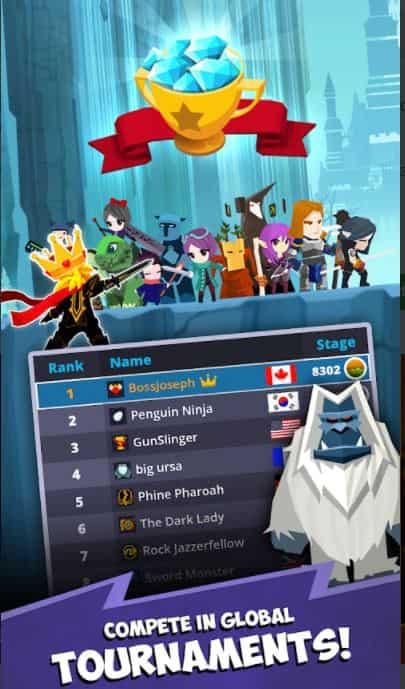 Tap Titans 2 Screenshot 4