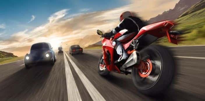 Traffic Rider Poster 2