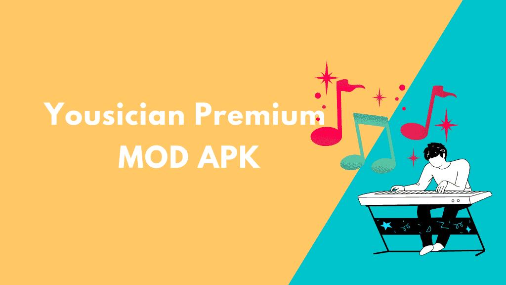 Yousician Premium Apk cover