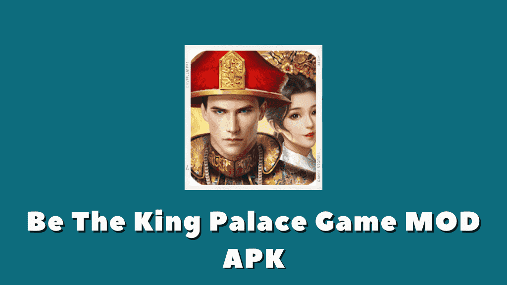 Be The King Palace Game Poster