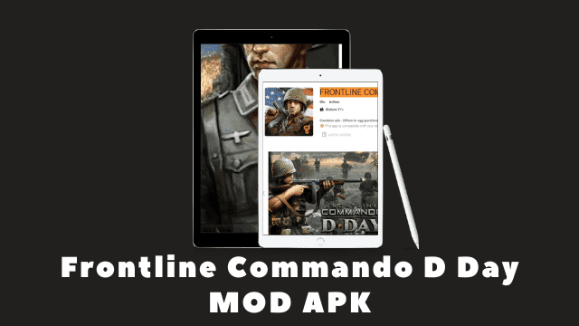 Frontline Commando D Day MOD APK