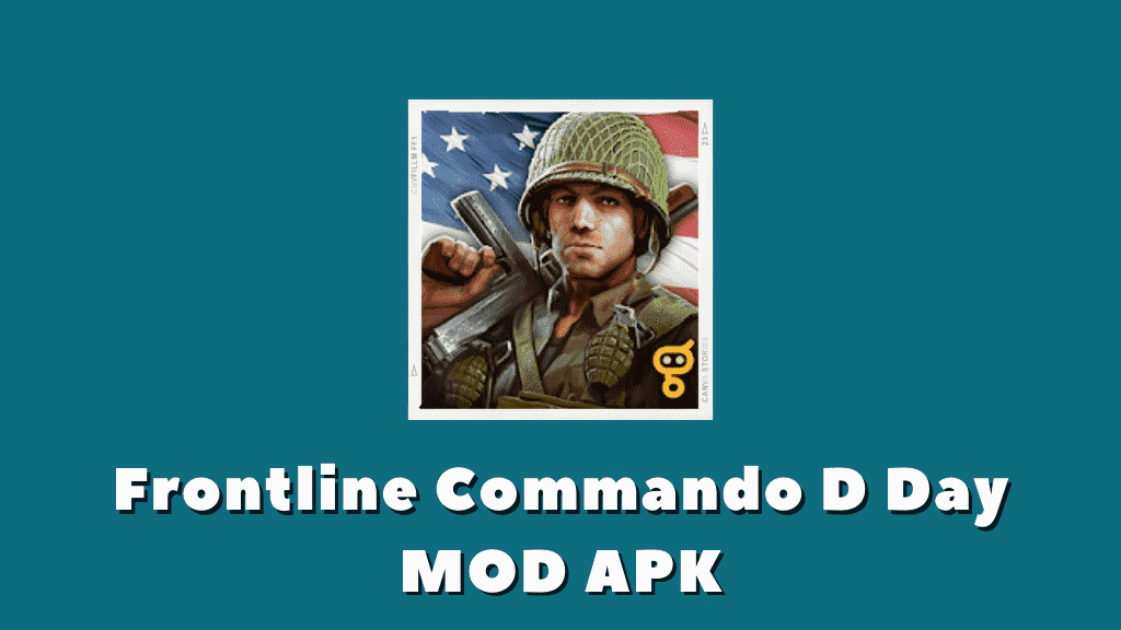 Frontline Commando D Day Poster