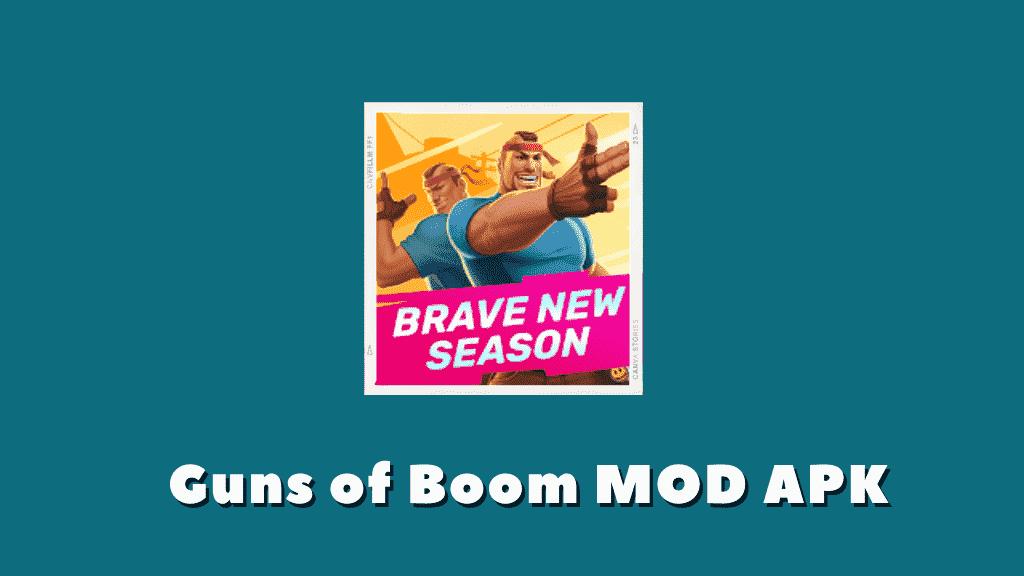 Guns of Boom Poster