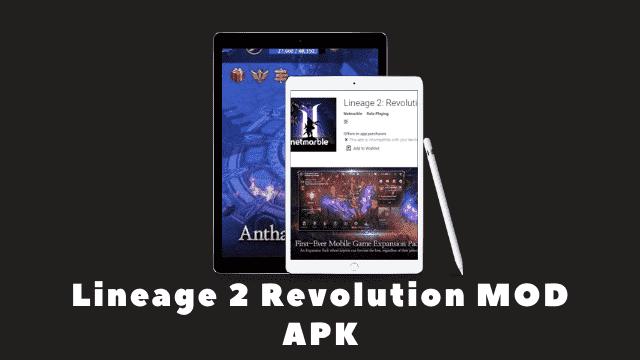 Lineage 2 Revolution MOD APK