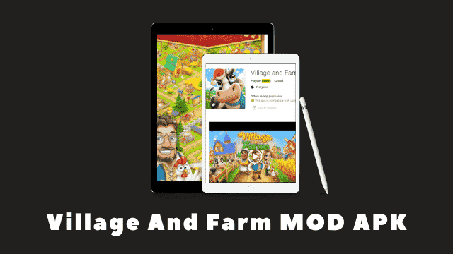 Village And Farm MOD APK